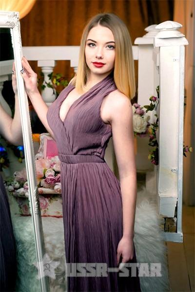 Charming bride Yelena from Sumy, Ukraine: beautiful