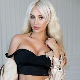 Charming miss Eleonora, 42 yrs.old from Kiev, Ukraine