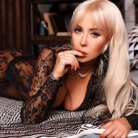 Gorgeous girlfriend Eleonora, 42 yrs.old from Kiev, Ukraine