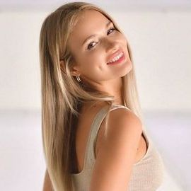 Gorgeous bride Aliona, 29 yrs.old from St. Petersburg, Russia