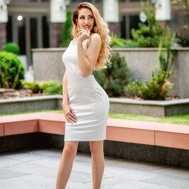 Gorgeous bride Alexandra, 25 yrs.old from Dnipro, Ukraine