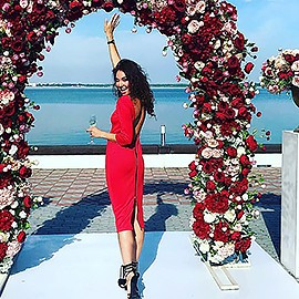Nice bride Kristina, 32 yrs.old from Chelyabinsk, Russia