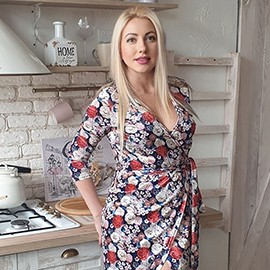 Charming wife Irina, 46 yrs.old from Kharkiv, Ukraine