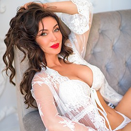 Charming bride Tatiana, 38 yrs.old from Novosibirsk, Russia
