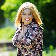 Beautiful bride Nataliya, 44 yrs.old from Kharkov, Ukraine