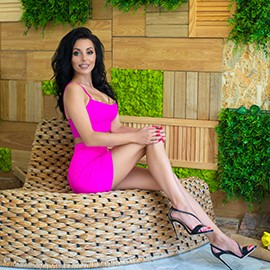 Charming wife Kristina, 31 yrs.old from Lviv, Ukraine