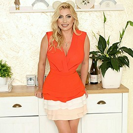 Nice mail order bride Inna, 41 yrs.old from Kiev, Ukraine