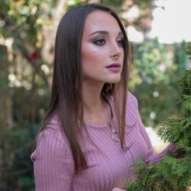 Single bride Diana, 18 yrs.old from Simferopol, Russia
