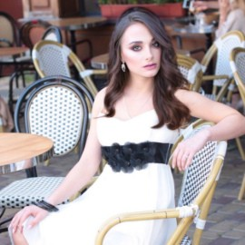 Single pen pal Diana, 18 yrs.old from Simferopol, Russia