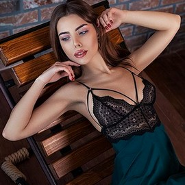 Charming bride Kristina, 21 yrs.old from Minsk, Belarus