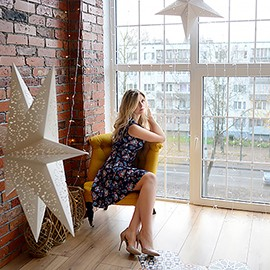 Gorgeous bride Yulia, 34 yrs.old from Pskov, Russia