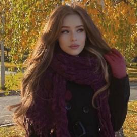 Nice bride Aleksandra, 19 yrs.old from Yekaterinburg, Russia