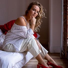 Pretty miss Elizaveta, 26 yrs.old from Saint-Petersburg, Russia