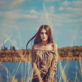 Single lady Lyubov, 27 yrs.old from Stakhanov, Ukraine