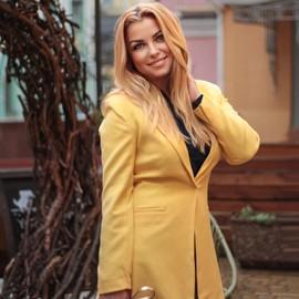 Beautiful bride Oksana, 45 yrs.old from Kiev, Ukraine