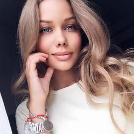Beautiful girlfriend Christina, 28 yrs.old from Kiev, Ukraine