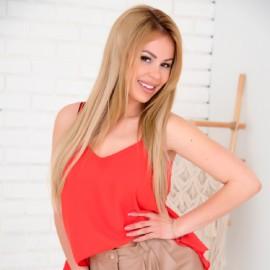 Pretty bride Anna, 24 yrs.old from Odessa, Ukraine