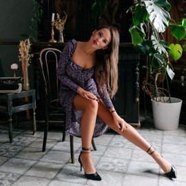 Charming wife Maria, 27 yrs.old from Kazan, Russia