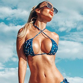 Amazing wife Eleonora, 35 yrs.old from Saint Petersburg, Russia